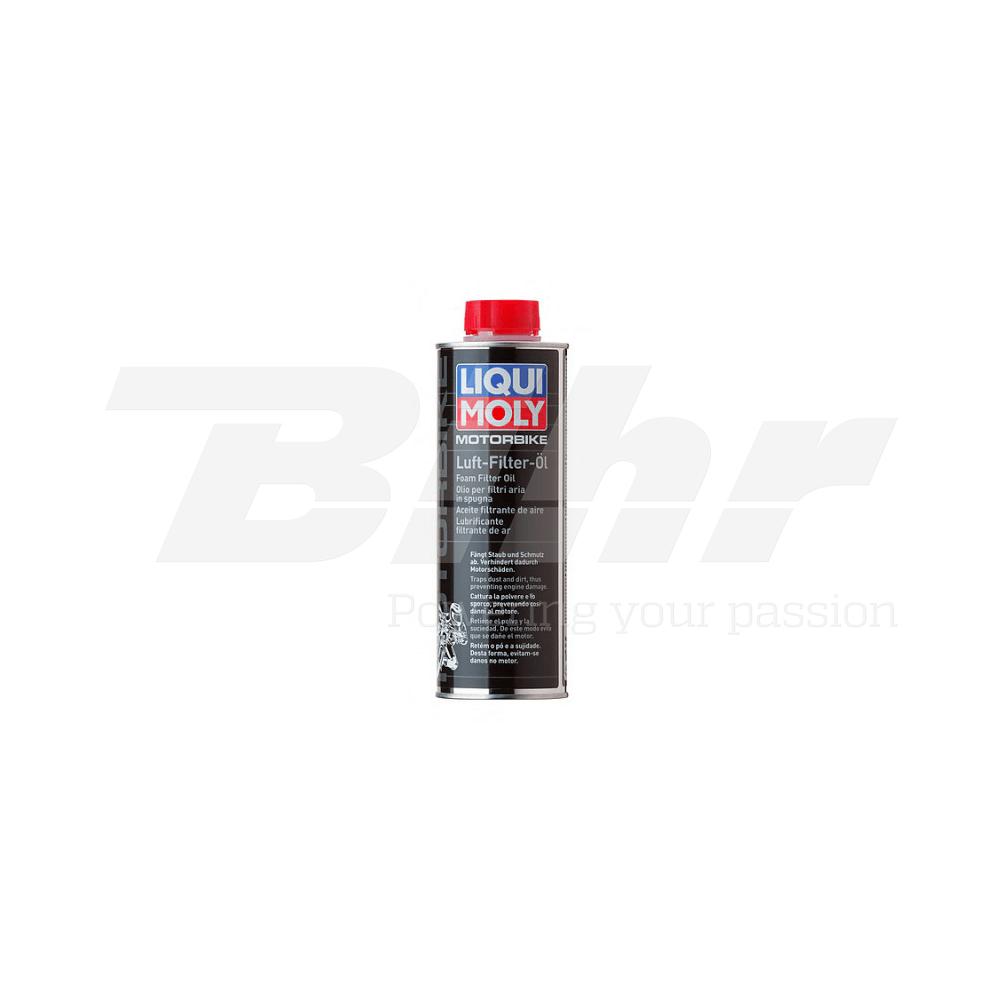 Aceite lubricante de filtros de aire 500ml 1625