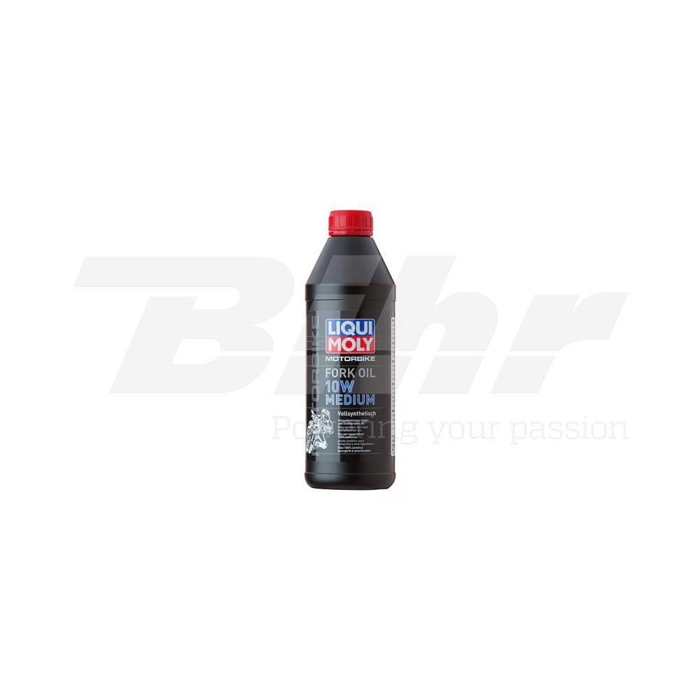 Aceite hidraulico para horquillas suspension 1L 10W 2715