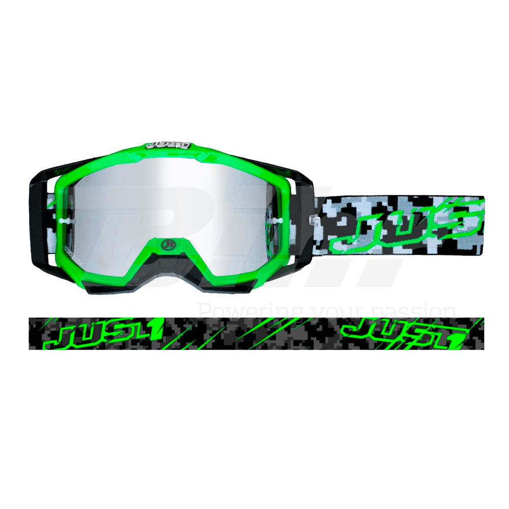 Gafas Just1 Iris Hulk