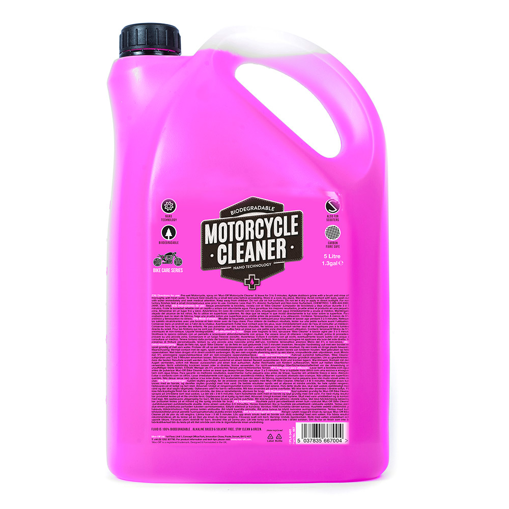 Limpiador Motorcycle Cleaner 5L