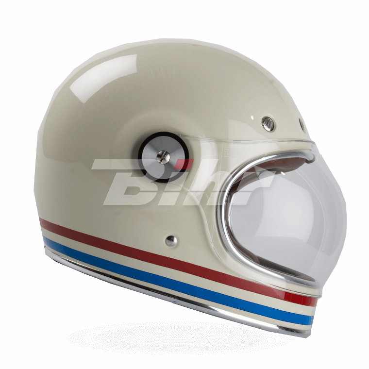 Casco integral BULLITT STRIPES PEARL