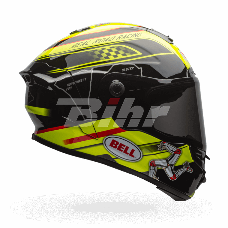 Casco integral STAR ISLE OF MAN
