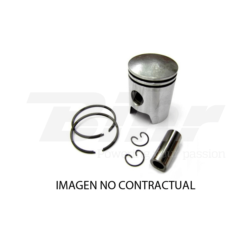 Pistón de motor forjado diámetro 66,34 tolerance A