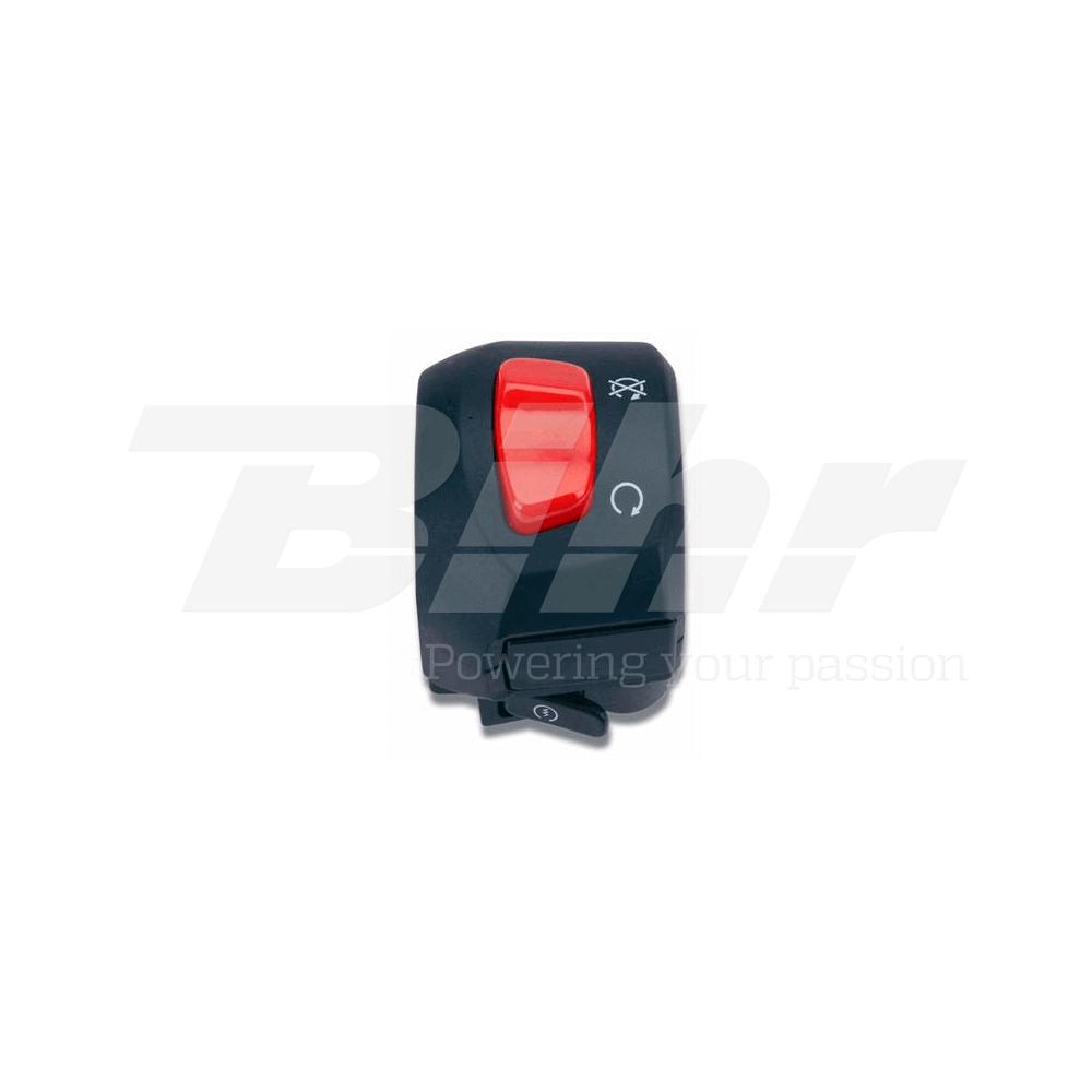 Mando botonera pulsadores eléctrico completo derecho Derbi 0220AB.3B.04-00