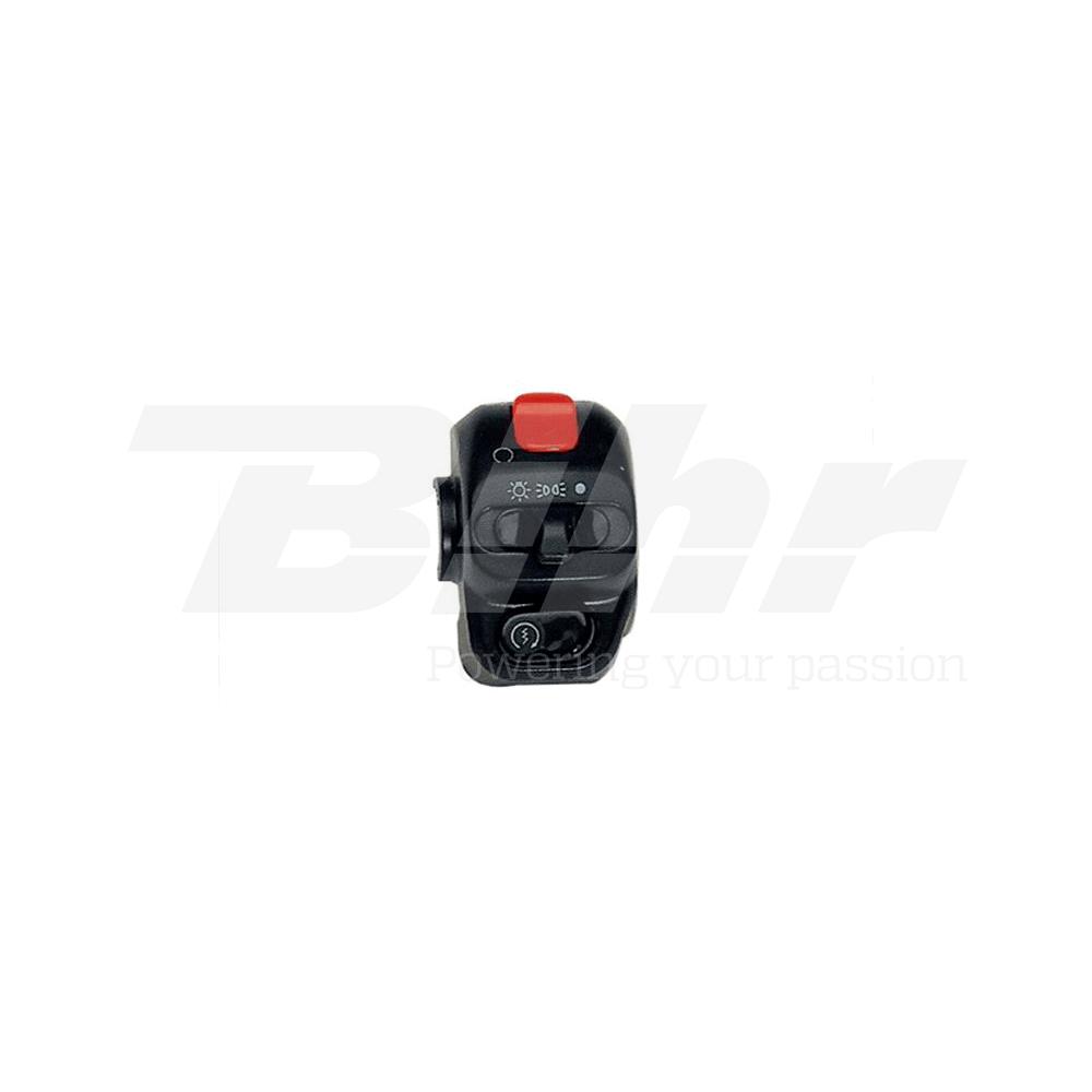 Mando botonera pulsadores eléctrico completo derecho Gilera 0101AB.8A.04-02