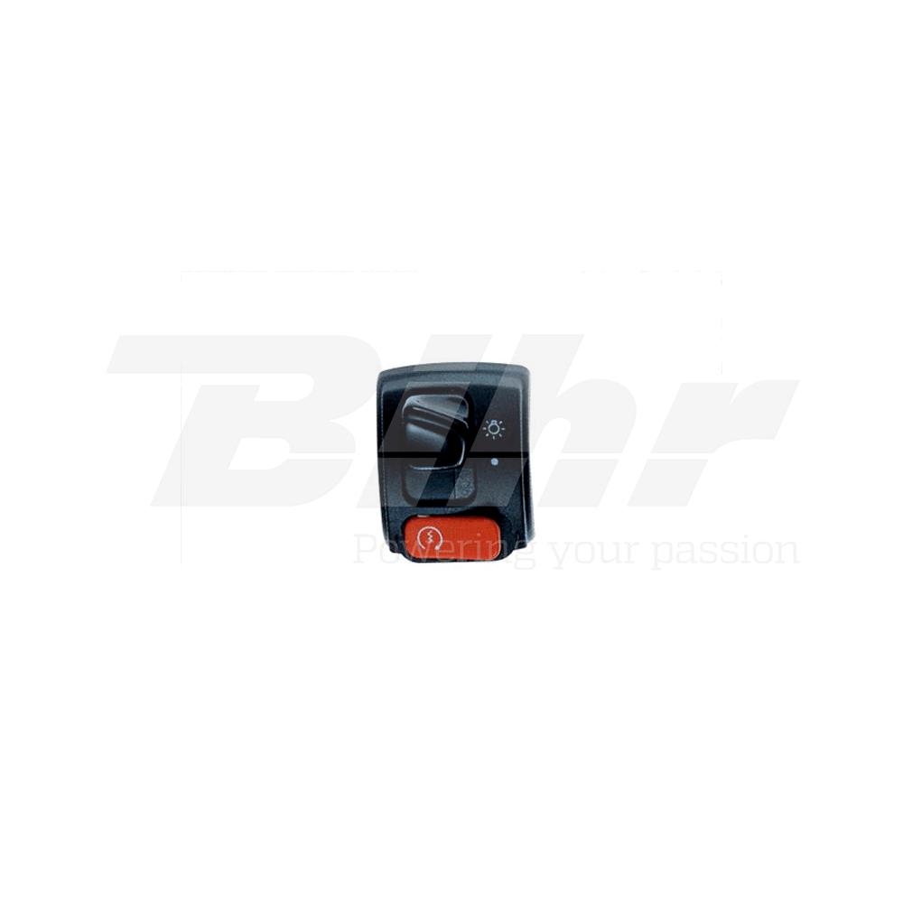 Mando botonera pulsadores eléctrico completo derecho Yamaha 0043AB.2B