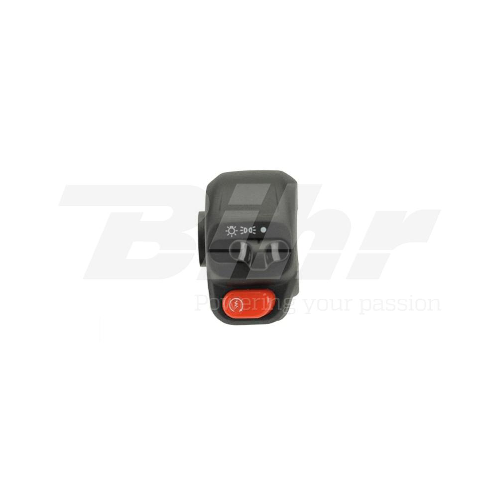 Mando botonera pulsadores eléctrico completo derecho Yamaha 0078AB.2A
