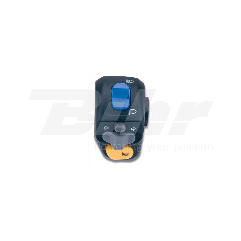 Mando botonera pulsadores eléctrico completo izquierdo Motorhispania 0002AA.2A