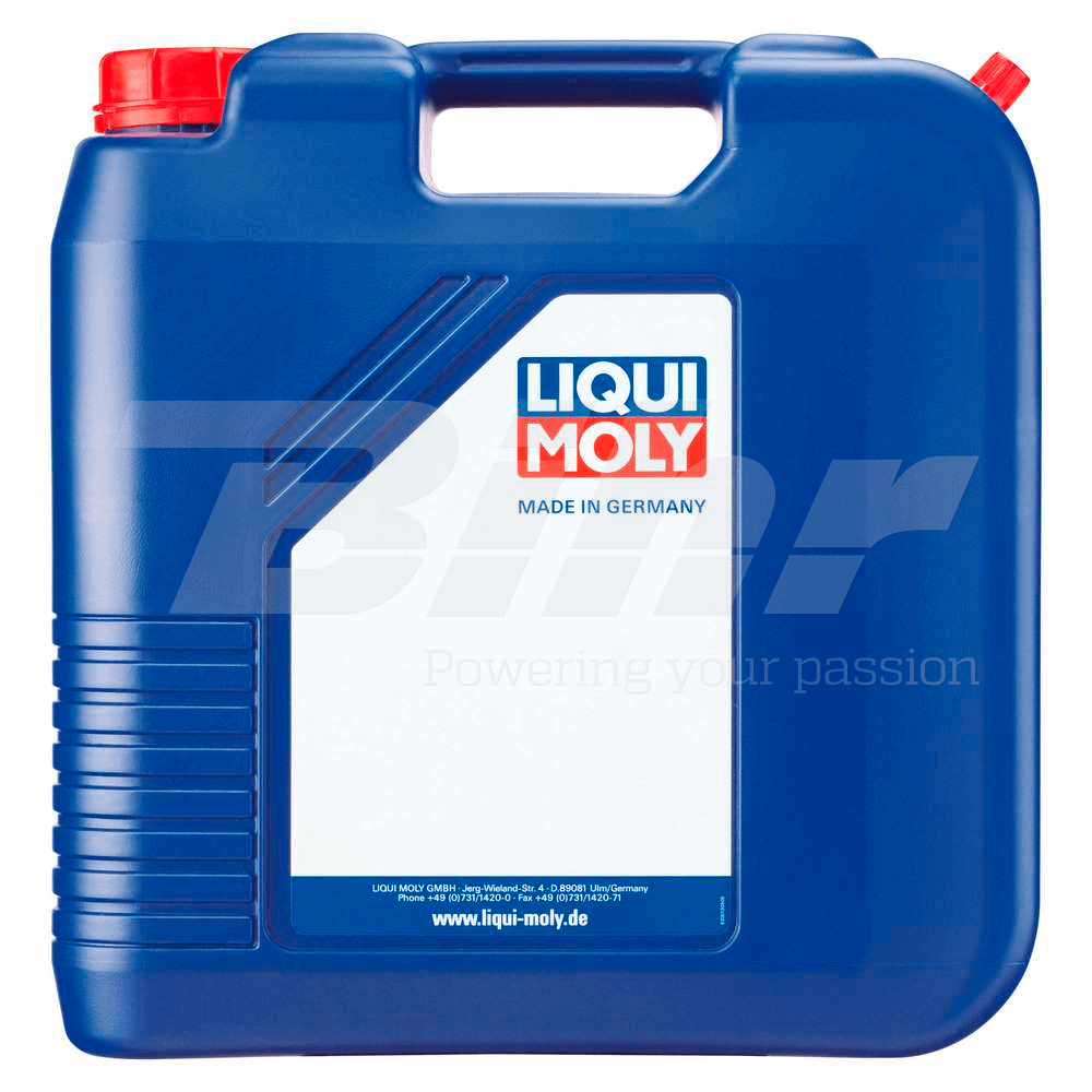 Aceite lubricante motor 20L aceite 100% sintético 4T Synth 10w-60 Race