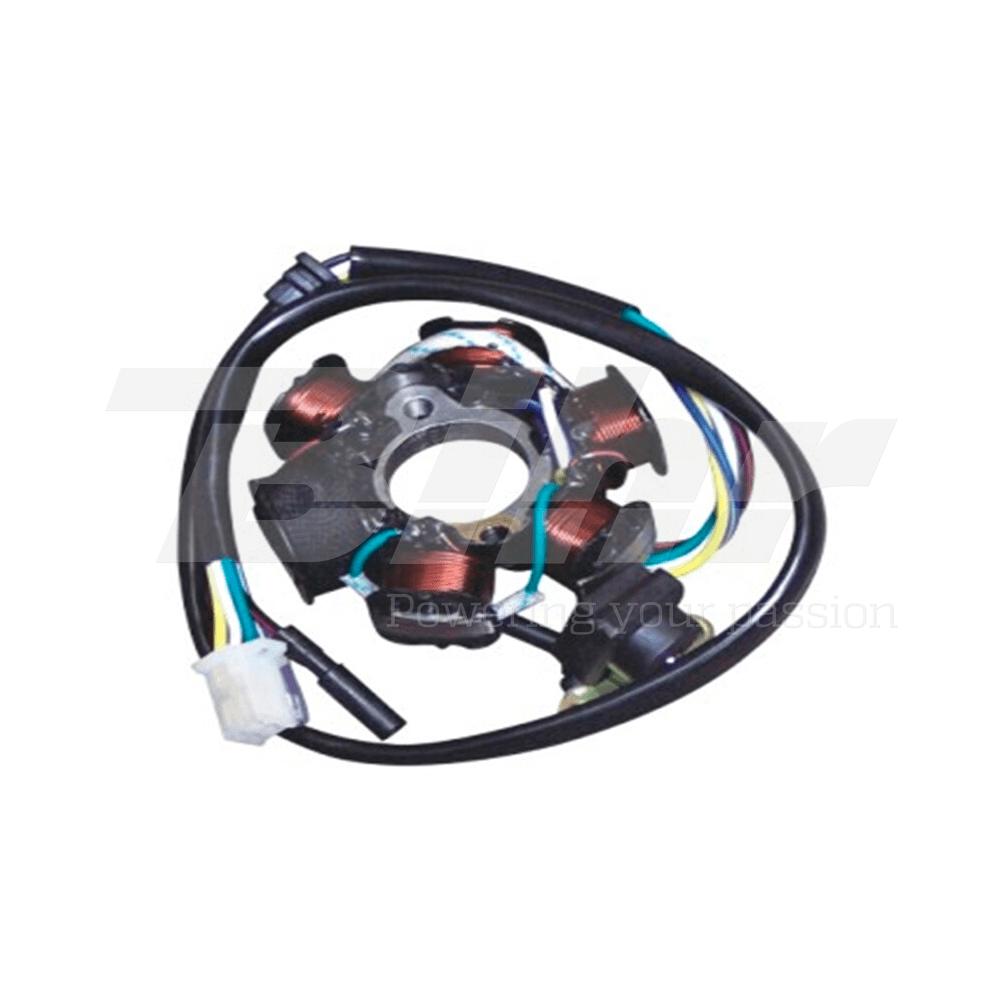 Stator bobina alternador motor GY6