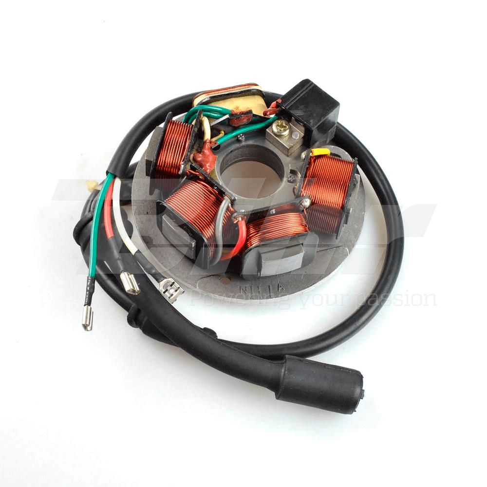 Stator bobina alternador arranque elec. 199500