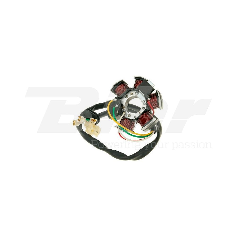 Stator bobina alternador Minarelli AM3/4/5/6