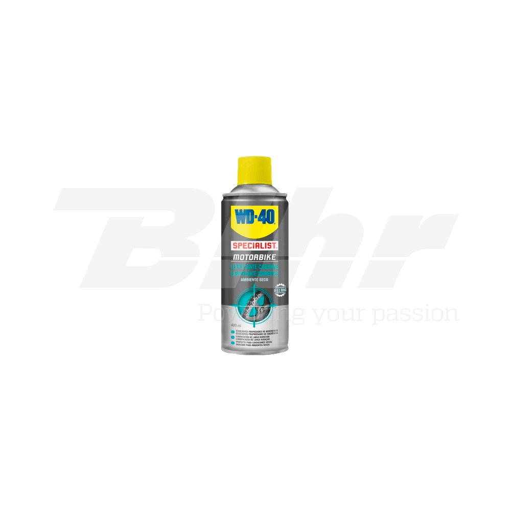 Spray lubricante de cadena 400ml