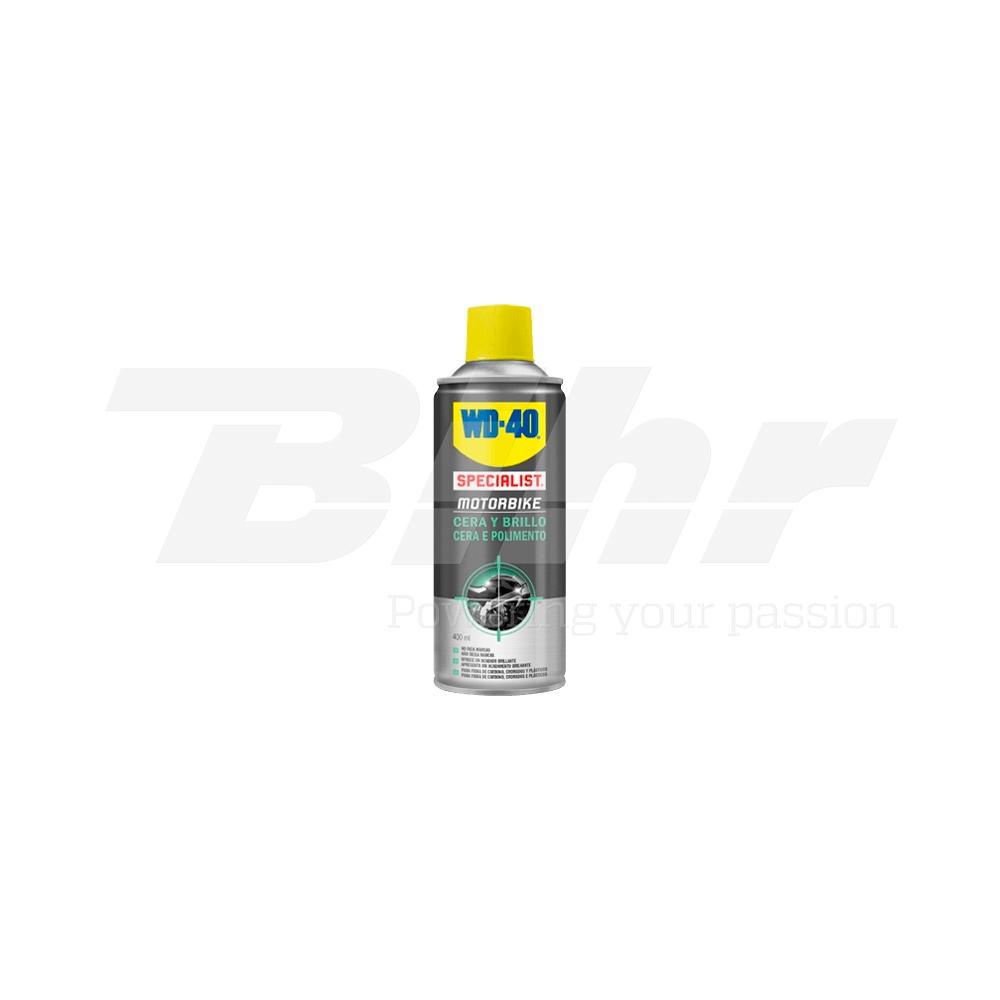 Wax & glitter spray 400ml