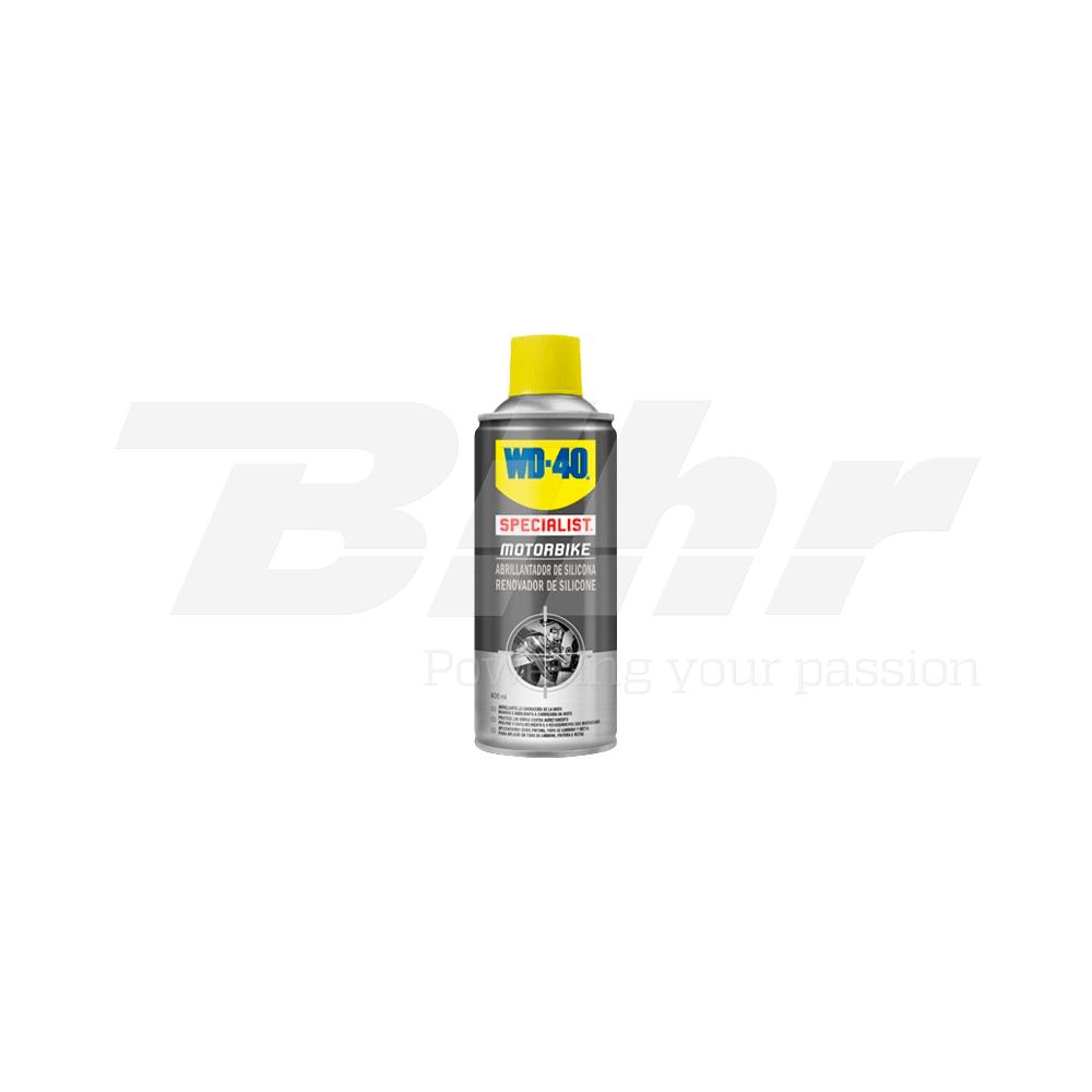 Spray polish voor silicone kunststoffen 400ml