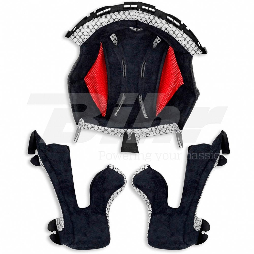 Recambio interno completo casco  Onyx HR116