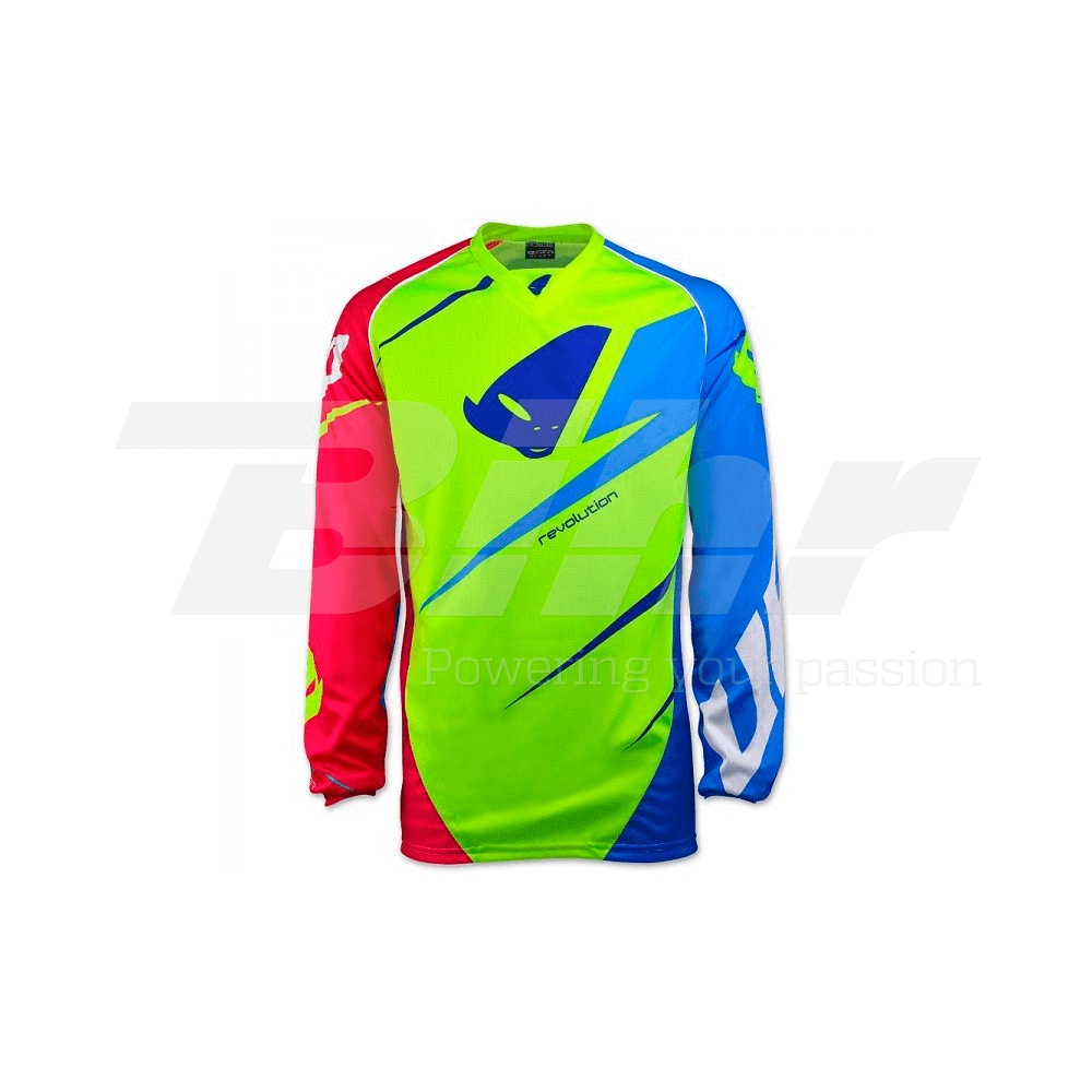 Camiseta enduro cross offroad Revolution Limited Edition MG04391
