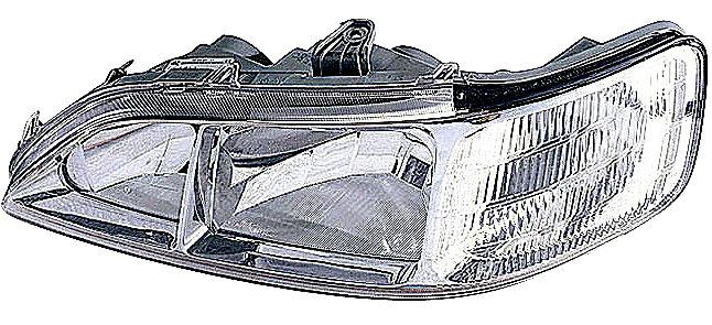 8433066007201 Headlight pilot front light Left
