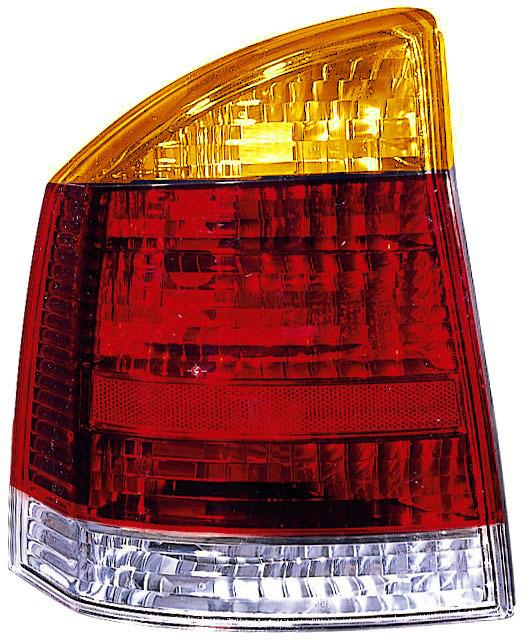 8433066069674 pilot rear light Left