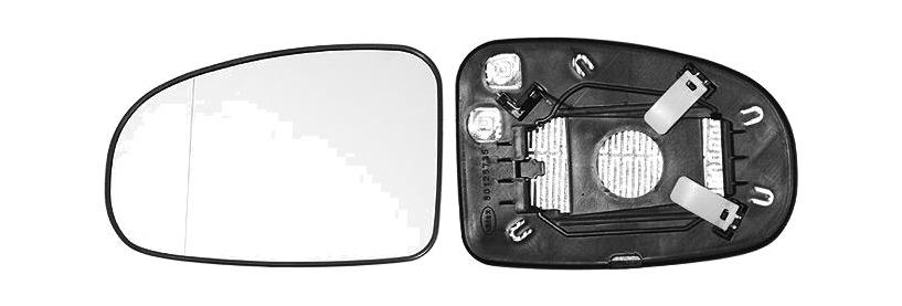 Base Specchio Retrovisore Fiat 500 2007-2015 Sinistro