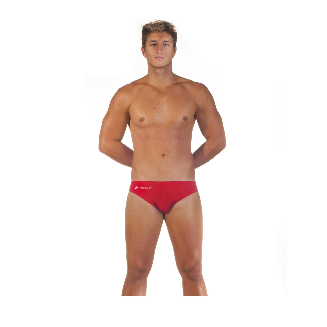Maillot De Bain Diamond 5 Man - Pbt 48 Rouge Quell Summer Soif