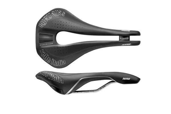 SELLE ITALIA Siège de vélo sillin NOVUS TM SUPERFLOW ENDURANCE L3
