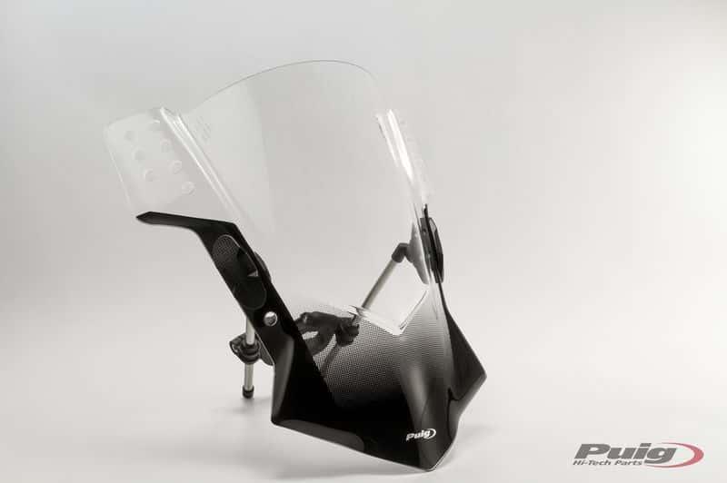 PUIG Windscreen windshield screen TRANSPARENT HONDA CB 1000R (2008-2015)