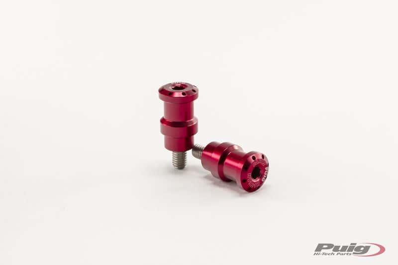 PUIG Diabolo HI-TECH Bügel Montageständer, 8 mm Durchmesser ROT BMW S1000R (2014