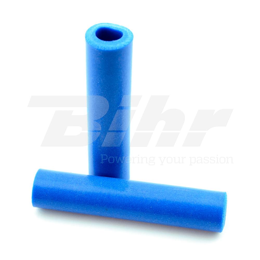 Puños velo 135mm silicona ultraligera maximo agarre maraton/ruta/rally colores