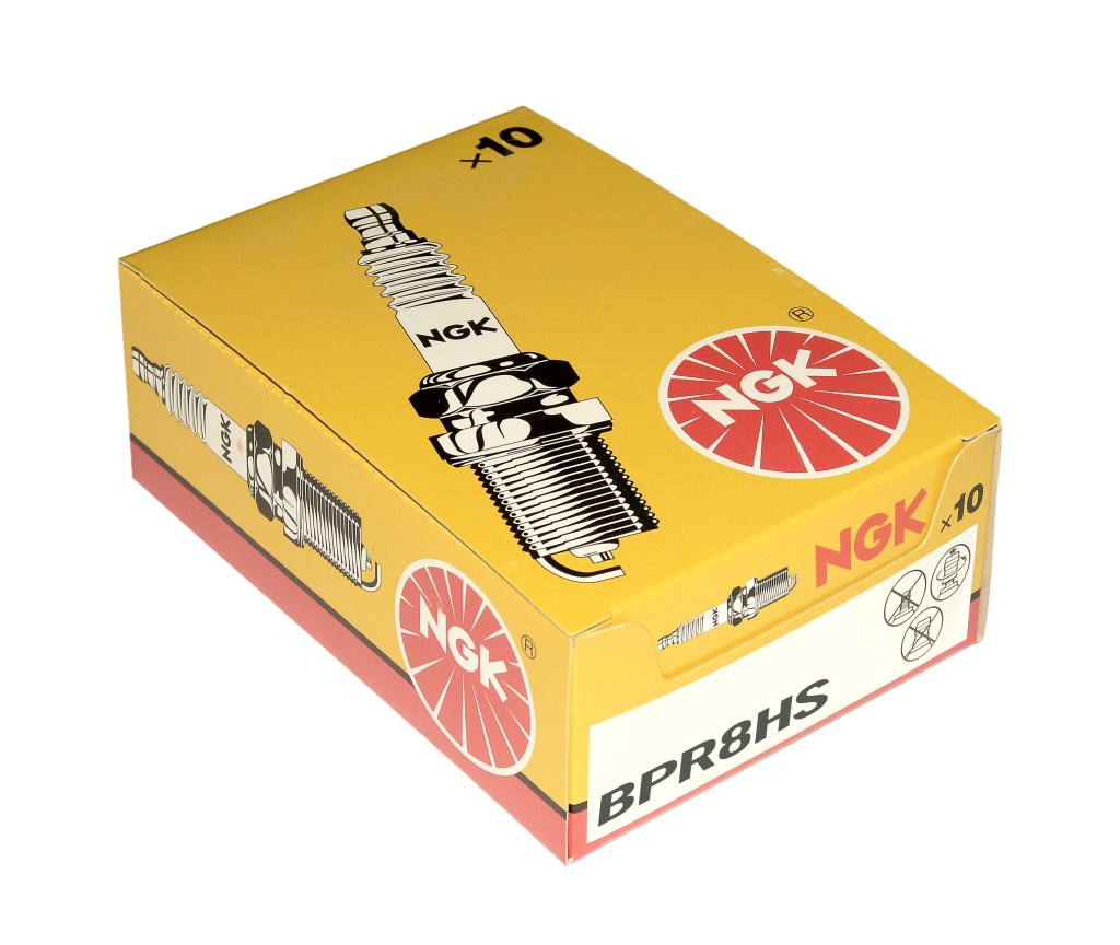 0087295137253 Spark plug NKG BPR8HS